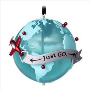 NWT - 2019 Next Stop Adventure Globe **RARE**